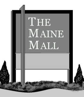 layout of maine mall mall hall of fame
