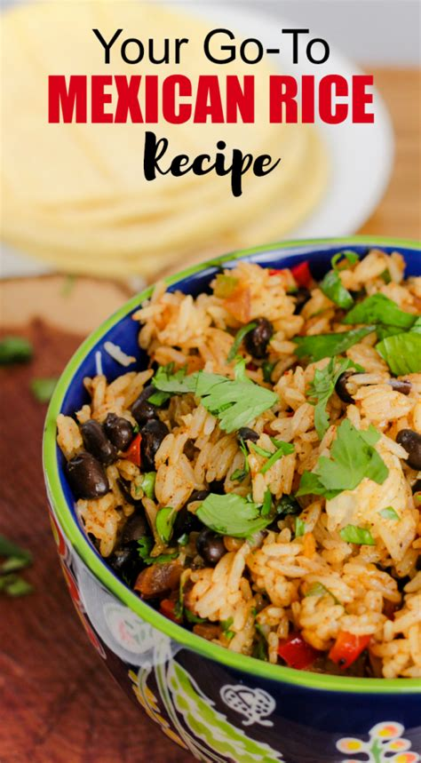 14 fabulous foodie recipe ideas for mother s day brunch in the kitchen with kp your go to easy mexican rice recipe mom fabulous