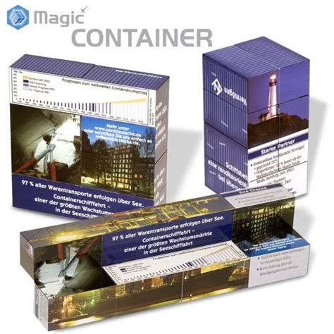 Magic Container magic container trade show giveaways 5 33 ea