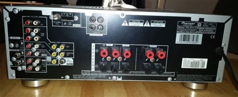 pioneer vsx   digital receiver amplifier  sale