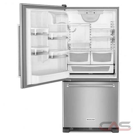 Kitchenaid Refrigerator No Water Kitchenaid Krbl109ess Refrigerator Canada Save 226 99