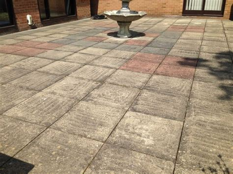 Cleaning Concrete Patio Slabs by Patio Paving Cleaning Norfolk Bods