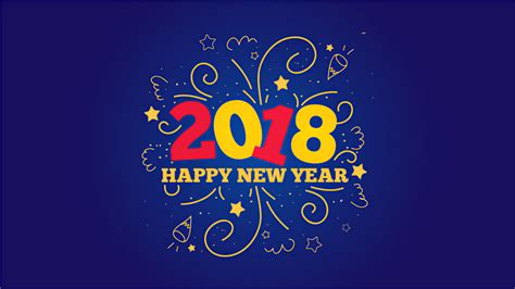 special happy new year 2018 wallpaper hd greetings