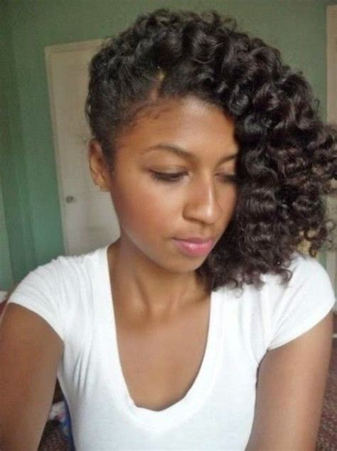 pin curl hair style for black women pin curls hairstyle for black women cruckers