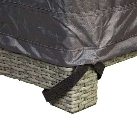 loungesethoes l loungesethoes l vorm 255x255xh70 aerocover