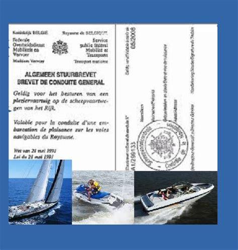 vaarbewijs icc belgische stuurbrevet en internationaal icc via naviclass