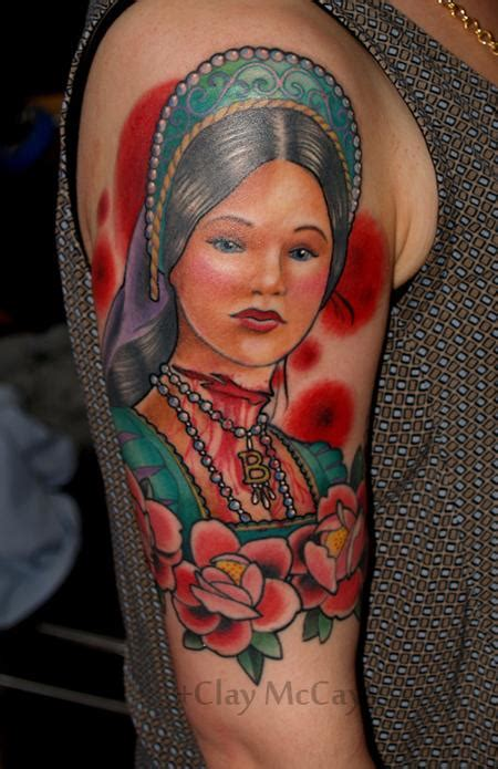 tattoo parlors queen anne blood nurse by clay mccay tattoonow