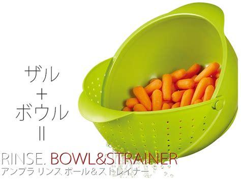 Apple Cutter Pemotong Apel Green rinse bowl and strainer wadah mangkok saringan green