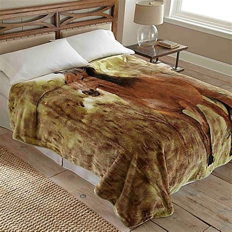 horse blankets for beds hi pile luxury oversized horse blanket bed bath beyond