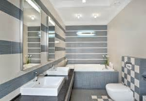 modern bathroom remodel ideas with double bathroom mirrors
