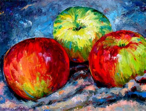 still artists daily painters of still painting large fruit