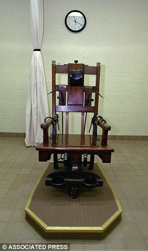 virginia senators vote to bring back forced electric chair
