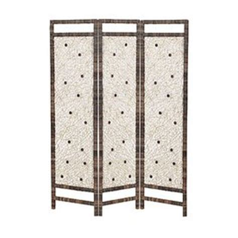 room dividers lowes shop furniture room dividers 3 panel folding indoor privacy screen at lowes