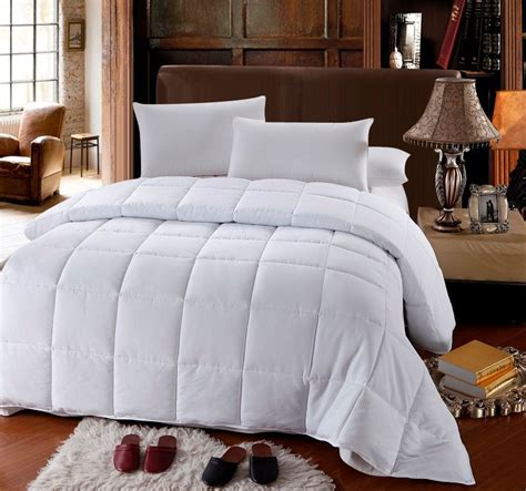 down comforter cal king king california king size 300tc goose down alternative