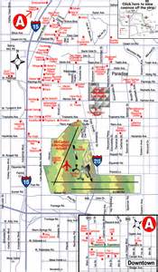Maps Of Las Vegas by Las Vegas Hotel Map 2014 Viewing Gallery