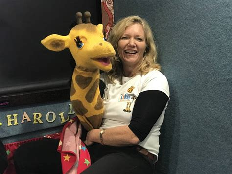 harold the giraffe you are books healthy harold is here to stay port macquarie news
