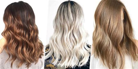 10 spring colors for natural hair 7 prettiest spring hair colors 2018 new hair dye trends