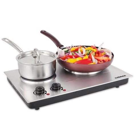 two burner electric cooktop portable portable electric cooktop burner plate 2 two