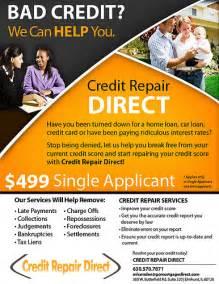 credit repair business cards credit repair flyer flickr photo