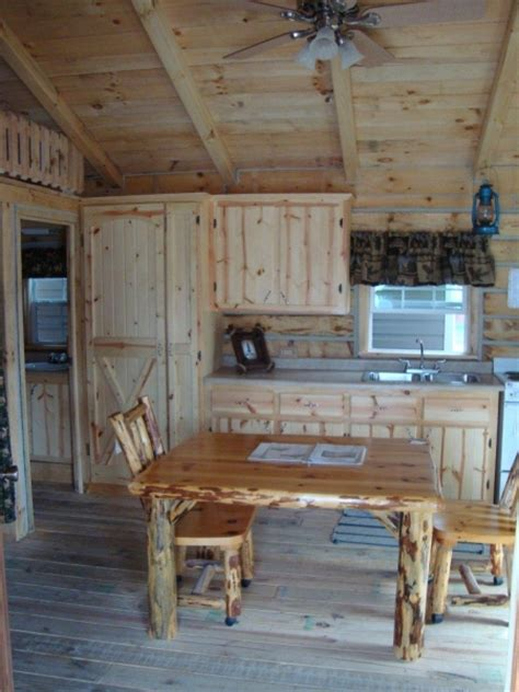 Hoosier Rustic Cabins by Amish Made Log Cabin