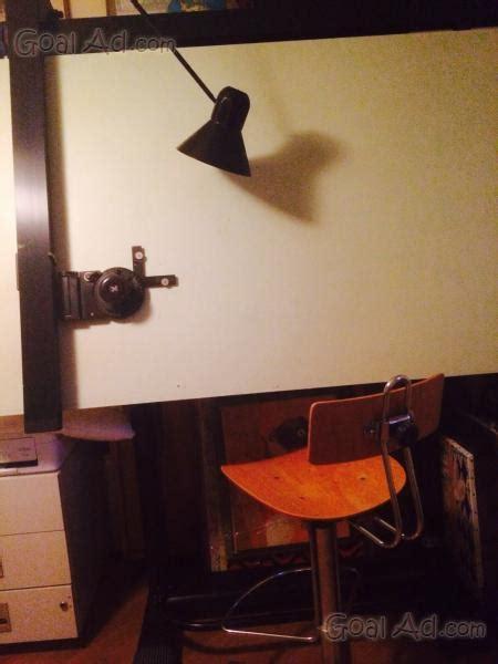 poggiamani scrivania tecnigrafo professionale zucor tavolo 170x100 base cerca