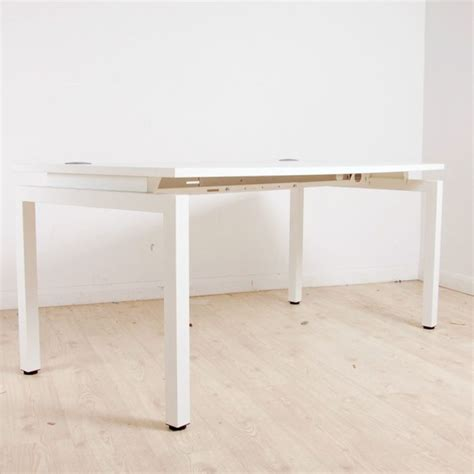 white standing desk flex new white free standing desk pole legged desk