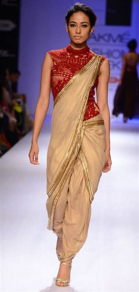 unique saree draping styles latest styles to wear saree