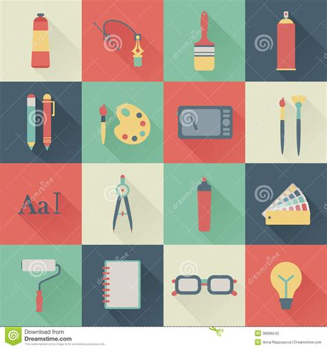 design graphic icon graphic design icons stock photography image 36606242