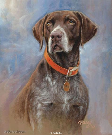 paintings of dogs 35 beautiful paintings and from top artists around the world
