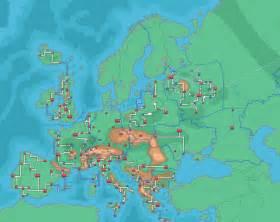 Map Of The Pokemon World by Pokemon World Map Unova Viewing Gallery
