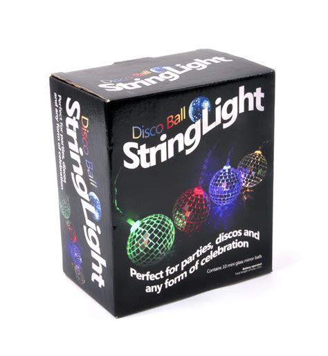 mini disco ball light disco balls string lights 10 mini light up glass mirror