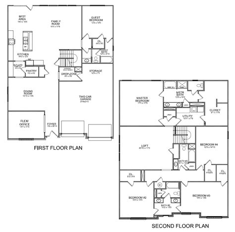 ball homes floor plans floor plans hawthorne lexington real estate
