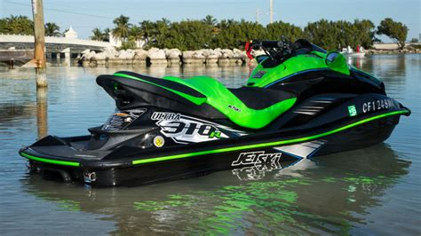 300 hp mini jet boat kawasaki s 310 horsepower jet ski is pure madness