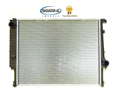 Selang Radiator Bmw E36 New Bmw Radiator 325i 328i M3 323i E36 1992 99 3 Series