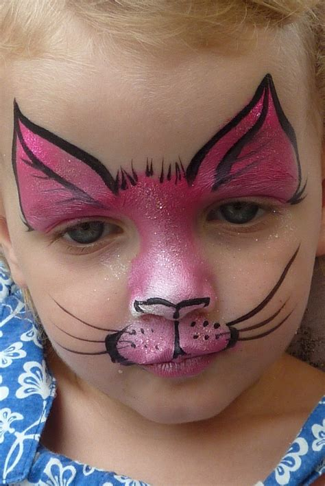 tag ballerina split cake face paint from face paint world