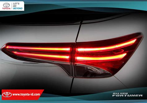 List List Pintu All New Fortuner 2016 Chrome mengenal lebih dekat toyota all new fortuner 2016 toyota