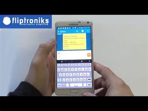 samsung galaxy note    insert smiley icons symbols   text message fliptroniks