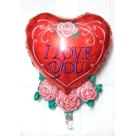 Dijamin Balon Foil You Are Loved foil shape balloons supplies perth balloon world