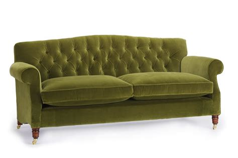 kent sofa kent buttoned sofa the odd chair company