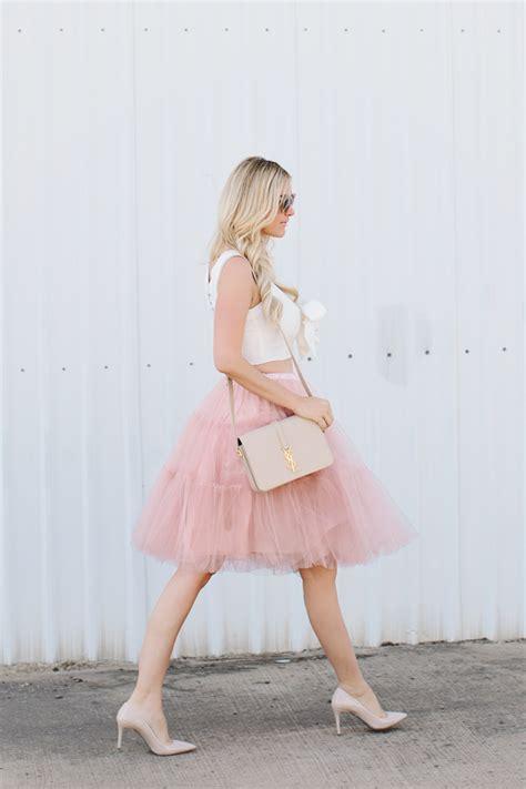 pink tulle skirt dash  darling