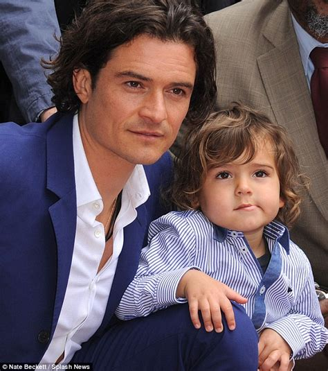 Miranda Kid Hijau 2 orlando bloom s flynn gets restless as he attends the actor s walk of fame