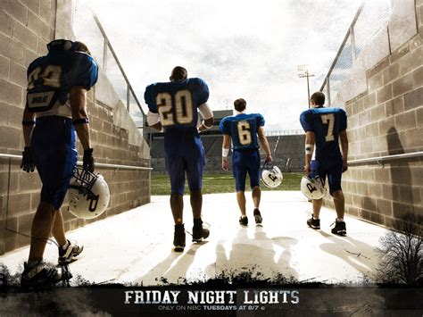 Friday Bight Lights by Friday Lights Friday Lights Wallpaper 430418 Fanpop