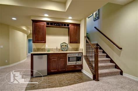 basement walk up bar stairway traditional basement