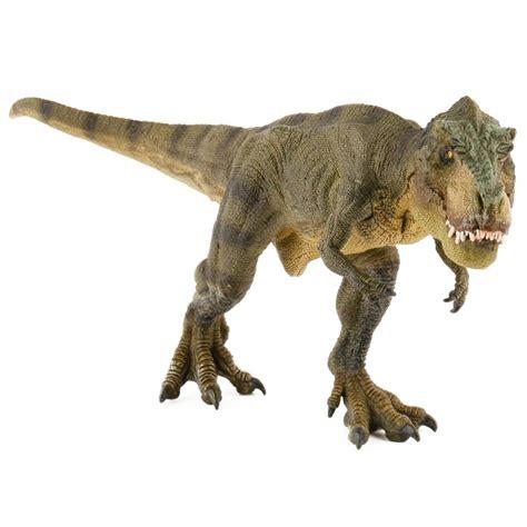 t rex figure papo t rex figura de dinosaurio corriendo pintada a