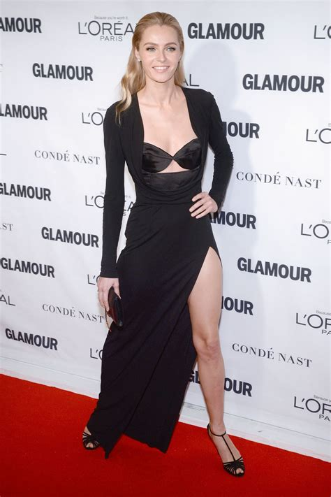 Glamours Of The Year Awards by Valentina Zelyaeva At 2015 Of The Year
