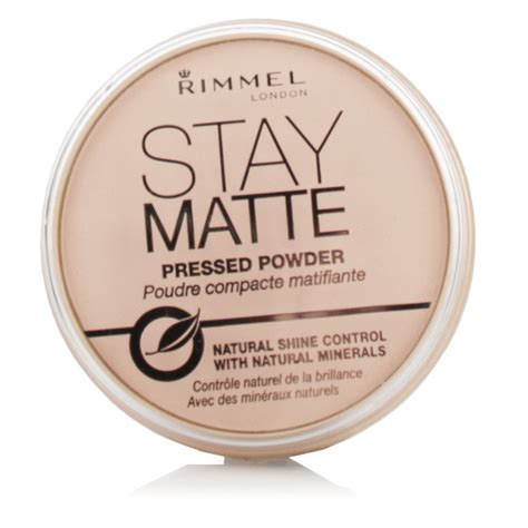 Rimmel Stay Matte Powder make up girlscene forum