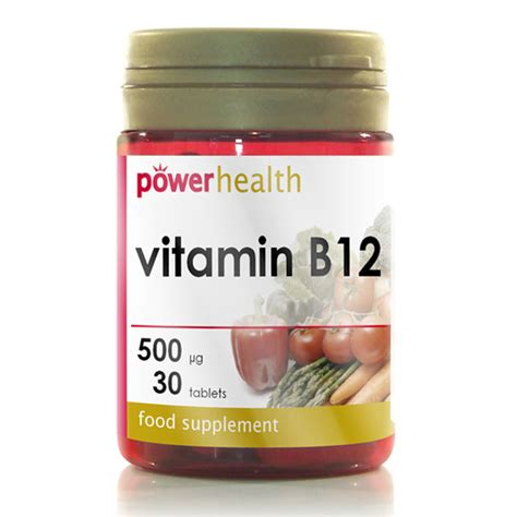 Vitamin B12 Vitamin B12 From Power Health Wwsm