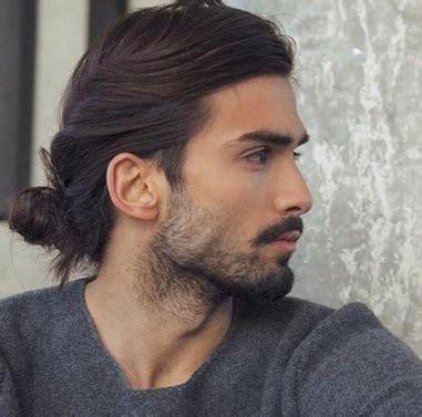 Rambut Palsu Pria Panjang model potongan rambut pria panjang terbaru 1 rini