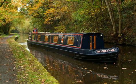 boats england plywood narrowboat plans plan make easy to build boat