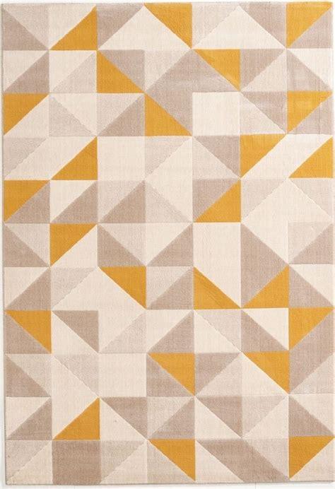 Teppich Gelb Grau by Teppich Gelb Grau Gelber Teppich F R Eine Frische Und